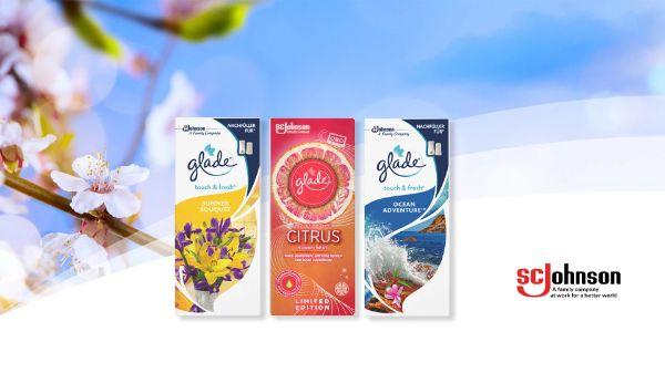 Glade Touch & Fresh Nachfüller