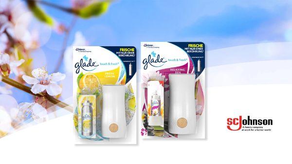 Glade Touch & Fresh Halter