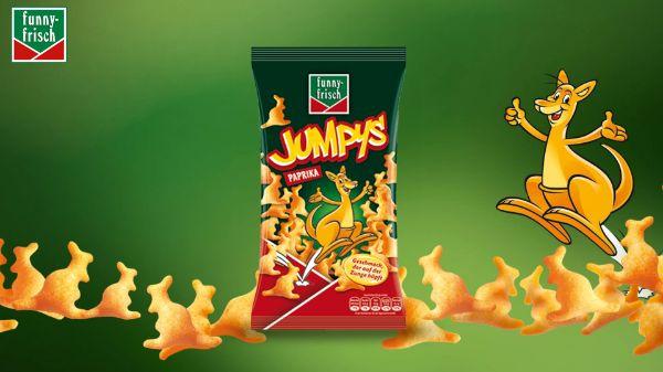 Funny Frisch Jumpy's
