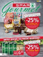SPAR-Gourmet Prospekt