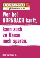 Hornbach Prospekt