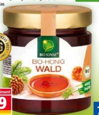 Bio-Honig Spezialitäten von Bio Sonne