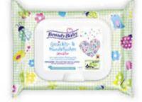 Comfort Gesichts-Händetücher von Beauty Baby