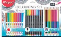 Colouring Set von Maped