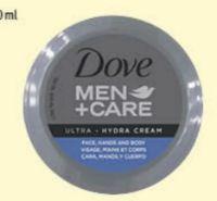 Creme von Dove Men+Care