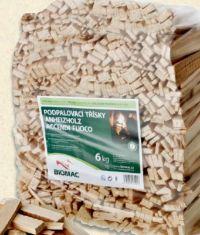 Anheizholz von Biomac