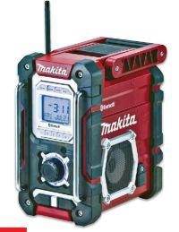 Baustellenradio DMR108AR von Makita