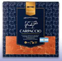 Rinder Carpaccio von Metro Premium