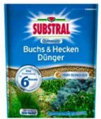 Buchs-Hecken Dünger Osmocote von Substral
