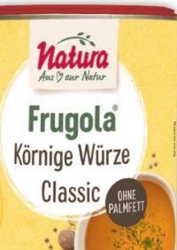 Frugola Körnige Würze von Natura