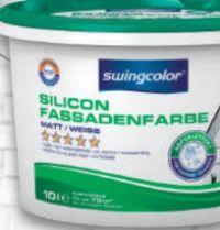 Silicon Fassadenfarbe von Swingcolor