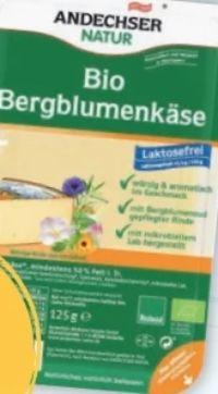 Bio-Bergblumenkäse von Andechser Natur