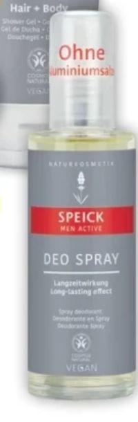 Deo Spray von Speick