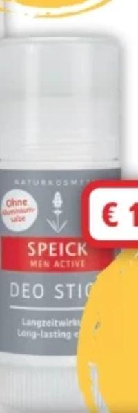 Deo Stick von Speick
