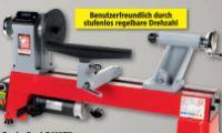 Drechselbank D460FXL von Holzmann Maschinen