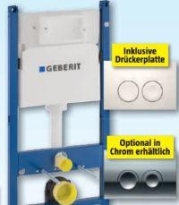 WC-Vorwandelement Duofix Basic von Geberit
