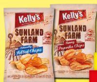 Sunland Farm Chips von Kelly's