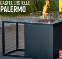 Gasfeuerstelle Palermo