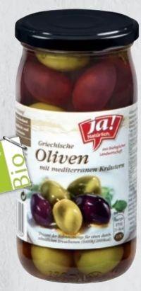 Bio-Oliven von ja!natürlich