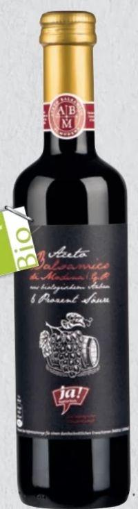 Bio-Aceto Balsamico von ja!natürlich