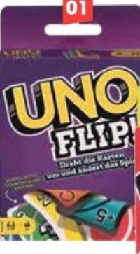Uno Flip von Mattel