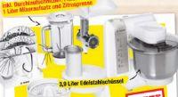 Küchenmaschine MUM 4880 von Bosch