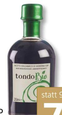 Aceto Balsamico di Modena von Tondo