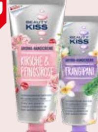Beauty Kiss Aroma-Handcreme von Spar