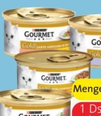 Gourmet Gold Katzennahrung von Purina