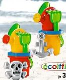 Sandspielzeug-Set von ecoiffier