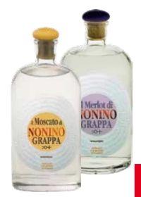 Grappa Merlot von Nonino