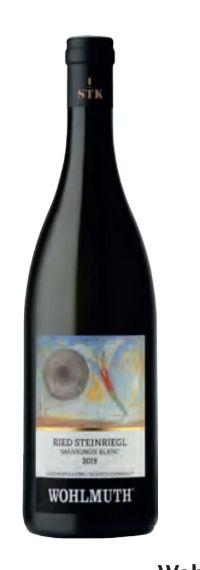 Sauvignon Blanc von Wohlmuth