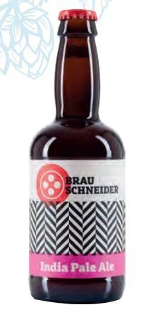 India Pale Ale von BrauSchneider