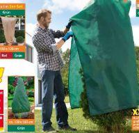 Pflanzenschutz-Vlieshaube von Powertec Garden