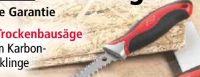Profi-Trockenbausäge von Kraft Werkzeuge