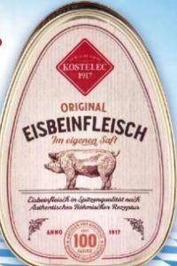 Eisbeinfleisch von Kostelec