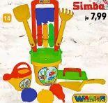 Sandspielzeug-Set von Wader
