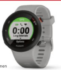 GPS-Sportuhr Forerunner 45 Plus von Garmin