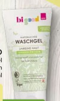 Waschgel Gänseblümchen von bi good