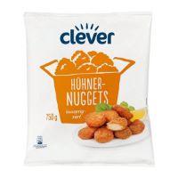 Hühner-Nuggets von Clever