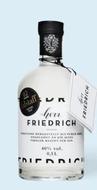 Gin von Herr Friedrich