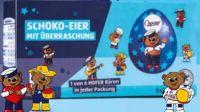 Schoko-Eier von Choceur