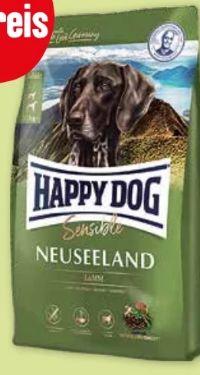 Hundenahrung Sensible Neuseeland von Happy Dog