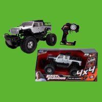 Spielset Fast&furious RC Jeep Gladiator 4x4 von Jada