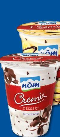 Cremix Dessert-Joghurt von Nöm