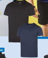 Herren Fitnessshirt von Crivit