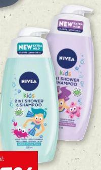 Kids Shower & Shampoo von Nivea