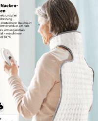 Rücken-Nacken-Heizkissen Personal Care von SilverCrest