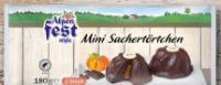 Mini Sachertörtchen von Alpenfest