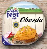 Obazda von Alpenfest